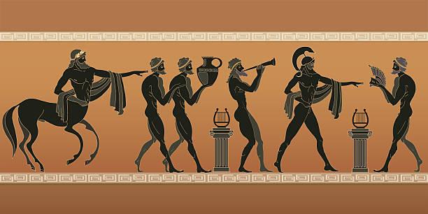 mitos griegos poco conocidos