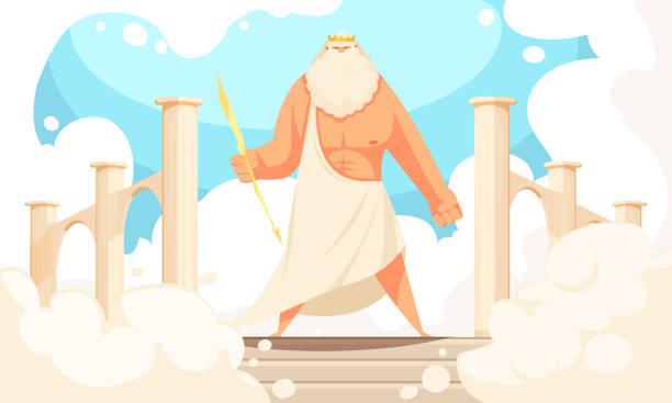mitos de zeus resumidos
