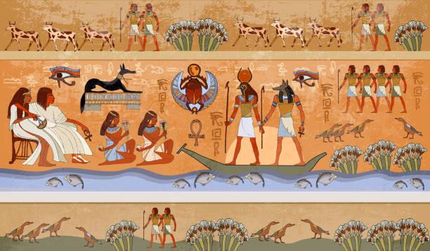 mitos egipcios de la creacion