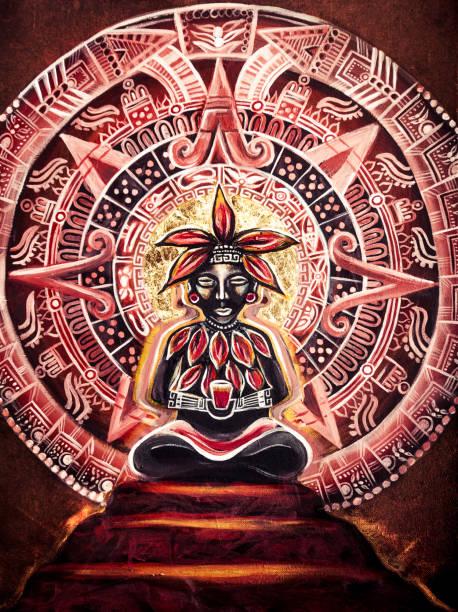 mitos mayas y aztecas