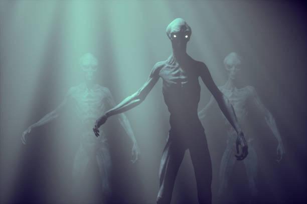 extraterrestres dibujo