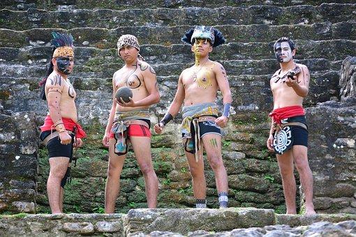mitos mesoamericanos para niños